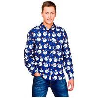 Wicked Kerstshirt (blouse) - sneeuwpop
