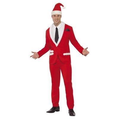 Kerstman Cool Kostuum