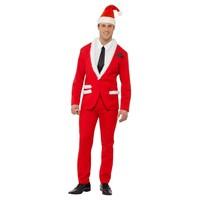 Smiffys Kerstman Cool kostuum