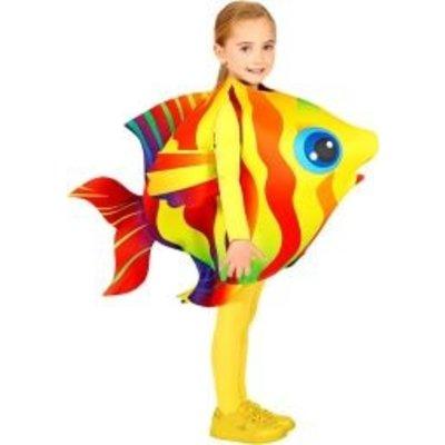 Tropische vis kind - kostuum