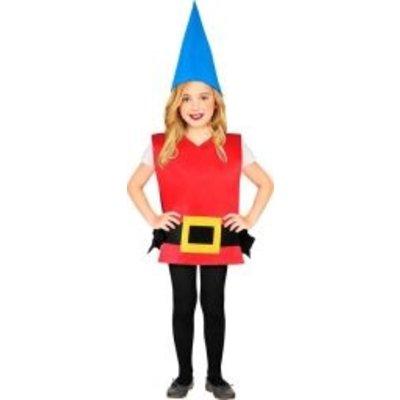 Kabouter kind - kostuum