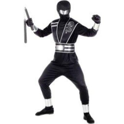 Spiegel Ninja Kostuum