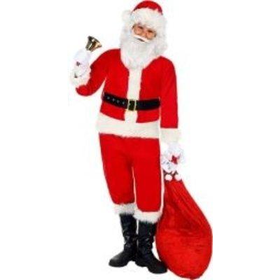 Kerstman Kind Kostuum