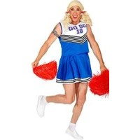 Widmann Cheerleader man - kostuum