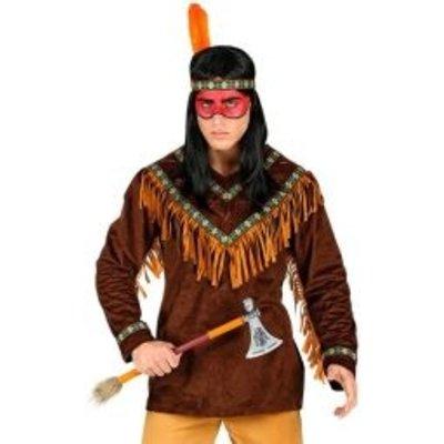 Inheemse Indiaan - kostuum