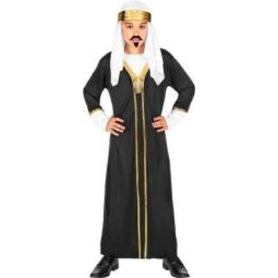Sultan kind -kostuum