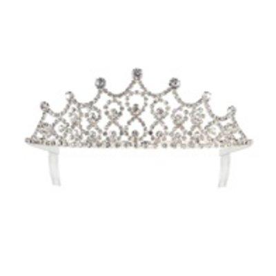 Koninklijke Tiara  Strass