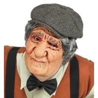 Widmann Halfgezichtsmasker Oude Man