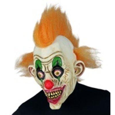 Masker Horror Circus Clown met haar