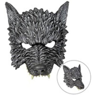 Kinloos masker Wolf