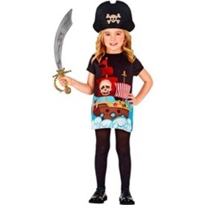Piratenkapitein kind - kostuum