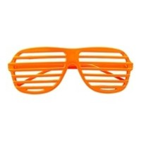 Widmann Bril, Luikjes neon oranje