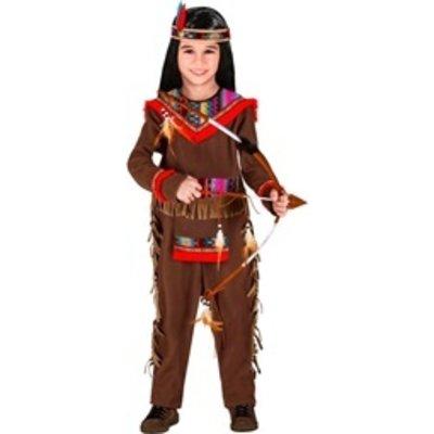 Indiaanse jongen - kostuum