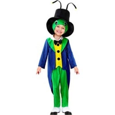 Sprinkhaan kind - kostuum