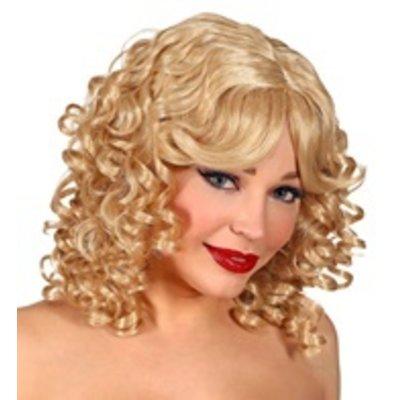 Pruik, Veronica Blond