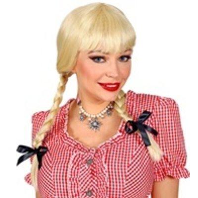 Pruik, Tiroolse blond