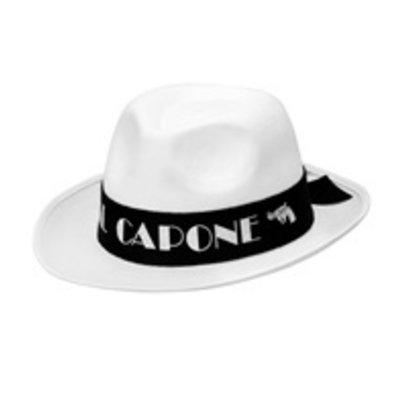"Hoed wit ""Al Capone"""