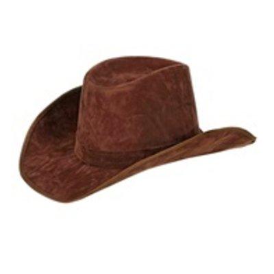 Cowboyhoed Suede Look