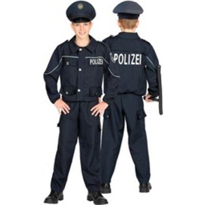 Polizist kind - kostuum