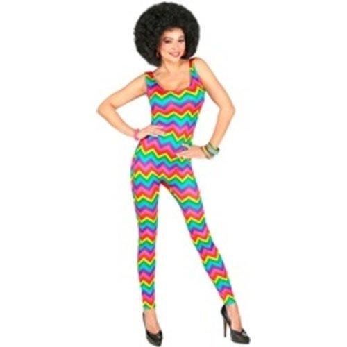 Widmann 70's Groovy Style - kostuum