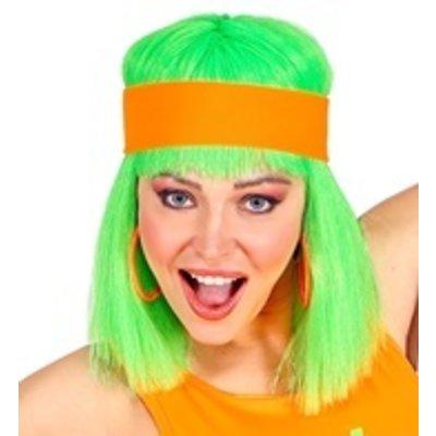 Hoofdband Neon Oranje