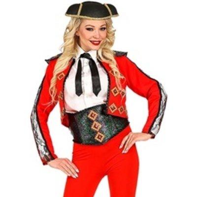 Vrouwelijke Matador - kostuum