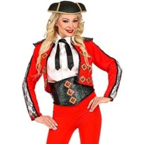 Widmann Vrouwelijke Matador - kostuum
