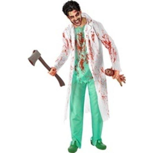 Widmann Zombie Chirurg - kostuum
