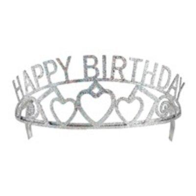 "Tiara ""Happy Birthday"""