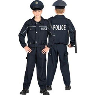 Politie Agent Kind - kostuum