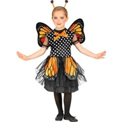 Vlinder meisje - Kostuum