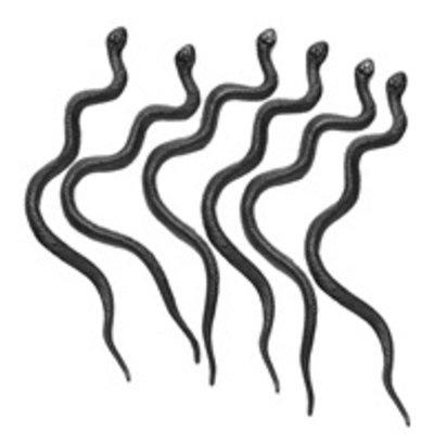 Set van 12 slangen, 12,5 cm