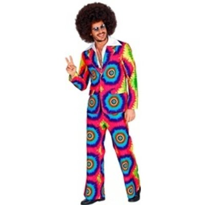 70's Kostuum Groovy Style