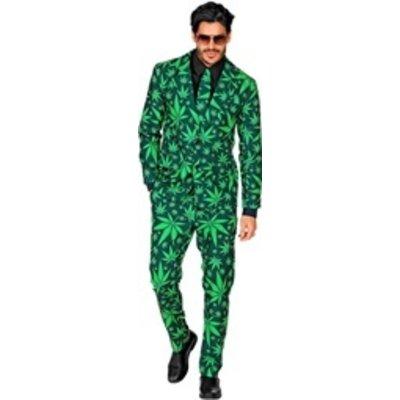 Cannabis kostuum Heren