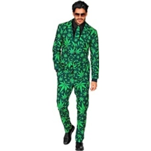 Widmann Cannabis kostuum Heren