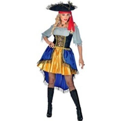 Piraten Kapitein - dameskostuum