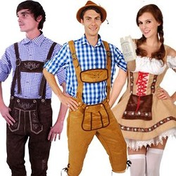 Oktoberfest Kleding