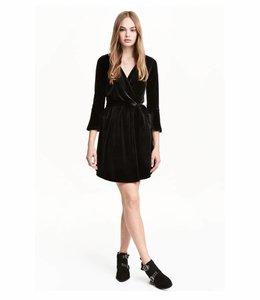 H&M Wrapover dress