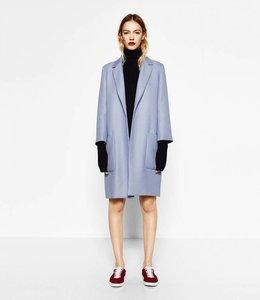 Zara Babyblue coat