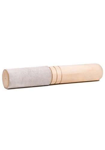 Yogi & Yogini naturals Klankschaal stick suède (wit)