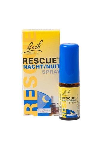 Bach Bloesem Bach Rescue Nacht Spray klein (7 ml)