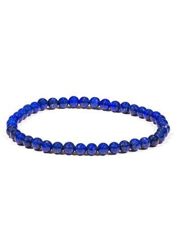 Yogi & Yogini naturals Armband Lapis Lazuli (± 4mm)