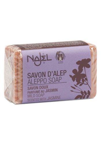 Najel Aleppo Aleppo zeep jasmijn (100 gram)