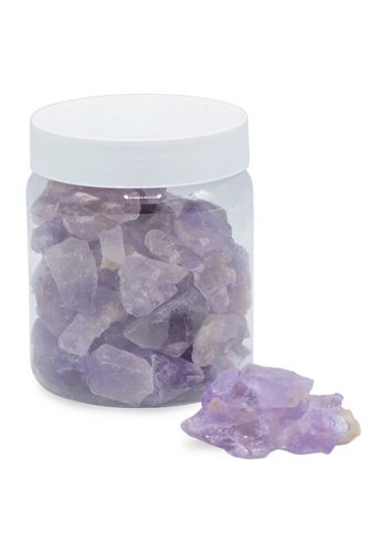 Yogi & Yogini naturals Amethist minichips in pot (± 650 gram)