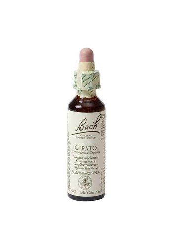 Bach Bloesem Bach Flower Remedie Cerato (20 ml)