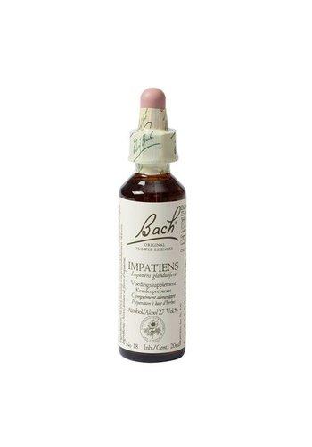 Bach Bloesem Bach Flower Remedie Impatiens (20 ml)