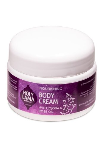 Holy Lama Naturals Body Cream (250 gram)