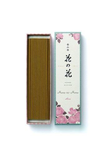 Nippon Kodo Hana no hana wierook roos (40 gram)