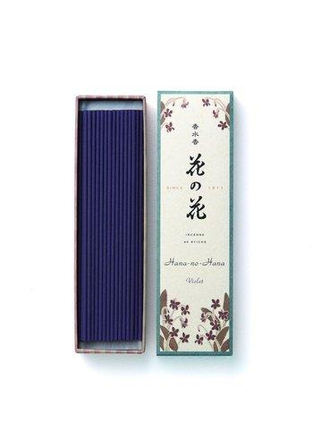 Nippon Kodo Hana no hana wierook viooltje (40 gram)