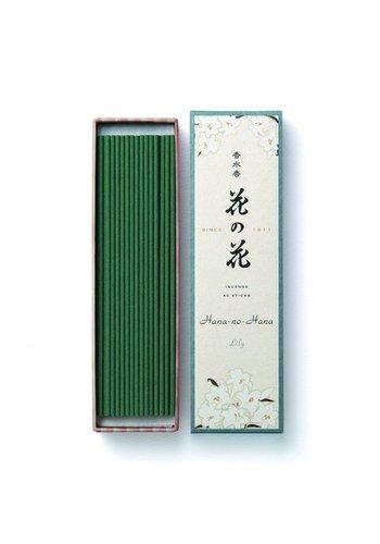Nippon Kodo Hana no hana wierook lelie (40 gram)